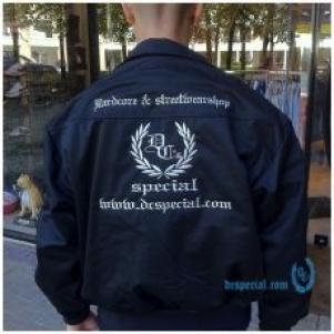 Dc's Special Harrington Jacket 'Black'