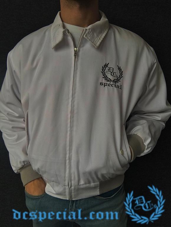 Dc's Special Harrington Jacket 'White'