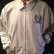 Dc's Special Harrington Veste 'White'