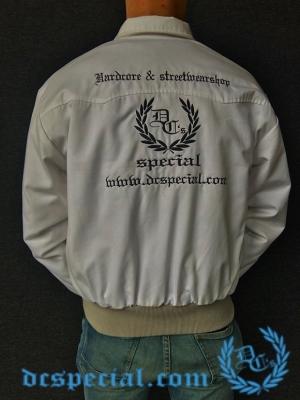 Dc's Special Harrington Jas 'White'