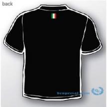 Hardcore Italia T-Shirt 'Basic'