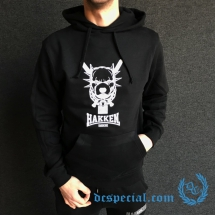 Hakken Hooded Sweater 'Pitbull'