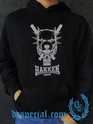 Hakken Hooded Sweater 'Pitbull'
