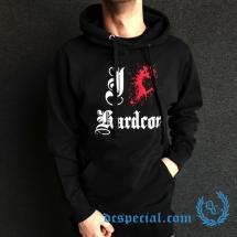 Hakken Hooded Sweater 'I Love Hardcore'