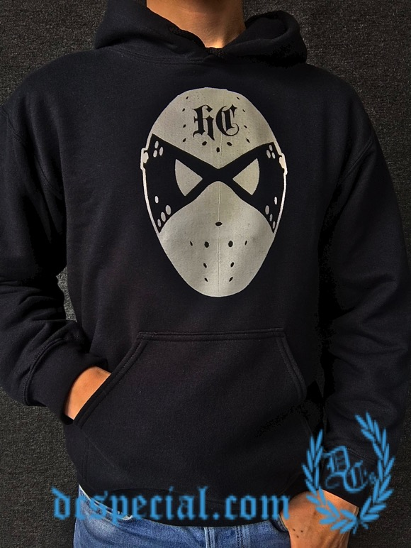 Hakken Hooded Sweater 'Hockeymask'
