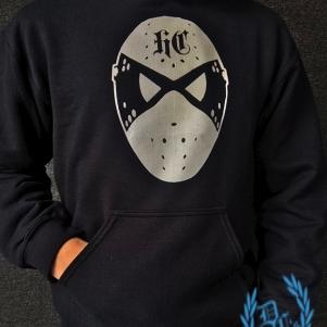 Hakken Hooded Sweater 'Hockeymask'