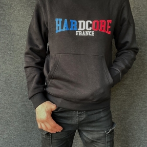 Hakken Hooded Sweater 'Hardcore France'