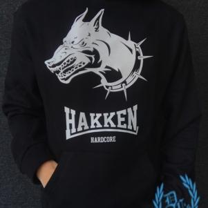 Hakken Hooded Sweater 'Doberman'
