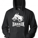 Hakken Hooded Sweater 'Doberman 2'