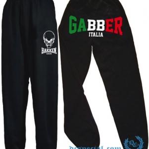 Hakken Joggingpants 'Gabber Italia'