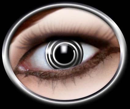 Black Spiral ( 2 lenses )