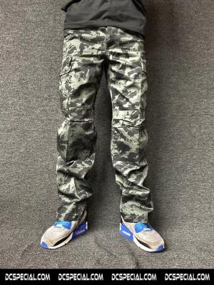 Army Pants 'BDU Camou Russian Green'