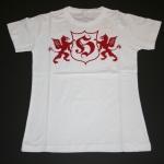 T-Shirt Hooligan Ladies 'Dragon'