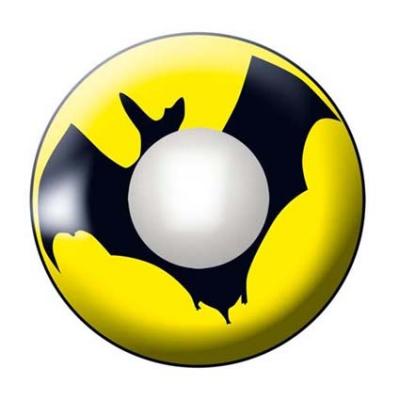 Bat Yellow ( 2 lenzen )