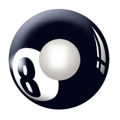 Ball 8 ( 2 lenzen )