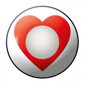 Eye Lenses 'Heart'
