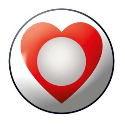 Ooglenzen 'Heart'