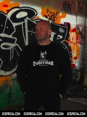 Doberman Sweater 'Deutschland'