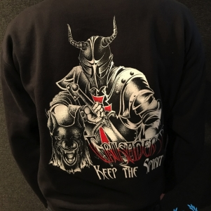 Doberman Sweater 'Crusaders'
