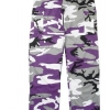 Army Pant 'Purple'