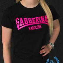 Hakken Ladies T-shirt 'Hardcore Rotterdam'