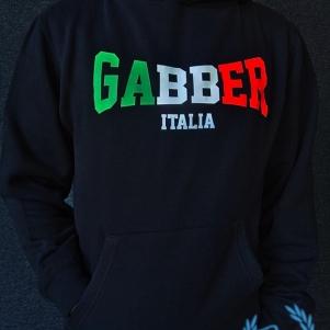 Hakken Hooded Sweater 'Gabber Italia'