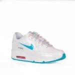 Nike air max 90 TD For Kids 'White/Blue'