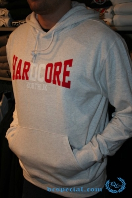 Dc's Special Hooded Sweater 'Hardcore Kortrijk'
