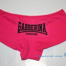 Hakken Short 'Gabberina Hardcore'