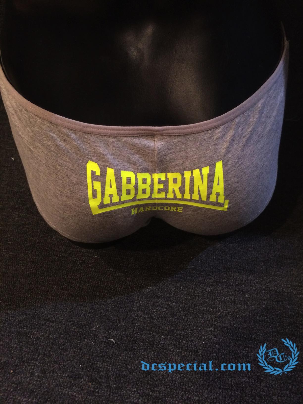 Hakken Hotpants 'Gabberina Hardcore'