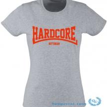 Hakken T-Shirt 'Hardcore Rotterdam'