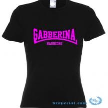 Hakken T-Shirt 'Gabberina Hardcore'