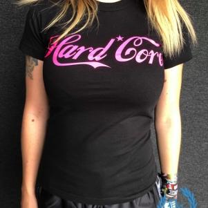 Hakken Ladies T-shirt 'Hardcore Coca Cola'