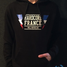 France Hooded Sweater 'Thunder'