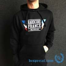 Hakken Hooded Sweater 'Thunder France'