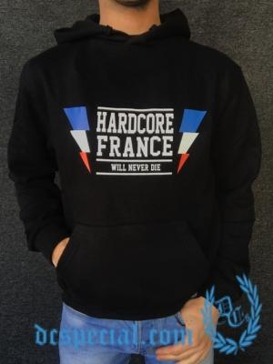 Hakken Hooded Sweater 'Thunder France'