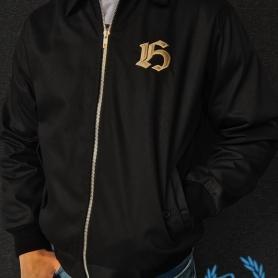 Hooligan Harrington Jacket 'H'