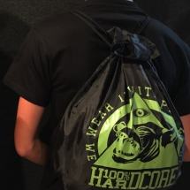 100% Hardcore Stringbag 'Genuine'