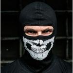 PGwear Balaclava 'Half Skull'