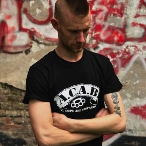 ACAB T-Shirt 'Knuckle'