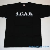 ACAB T-Shirt 'Basic'