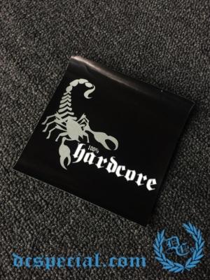 100% Hardcore Cadeaubox 'Metal Skull'