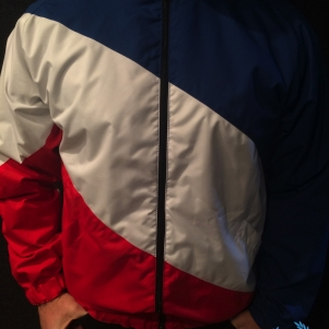 PGwear Reversable Jacket 'R-W-B'