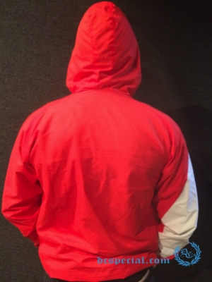 PGwear Reversable Jas 'Red-White'