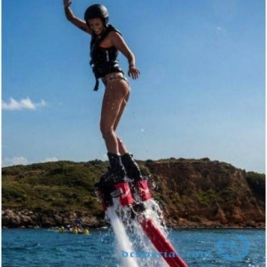 Flyboard session
