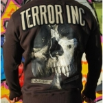 Pitbull West Coast Sweater 'Terror Spades'