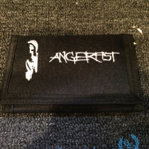 Angerfist Portemonnee 'Mask Logo'