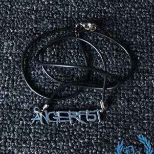 Angerfist Ketting 'Basic'