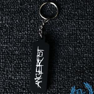 Angerfist Keychain 'Mask Logo'