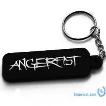 Angerfist Sleutelhanger 'Mask Logo'